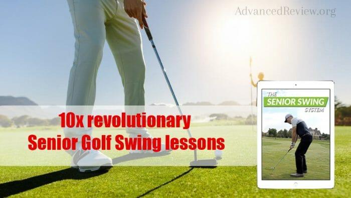 Simple Senior Swing Revolutionary Golf Swing for Senior