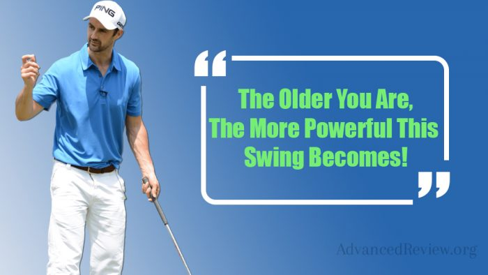 Simple Senior Swing The Author of the Product