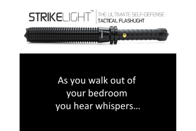 Strike light Site