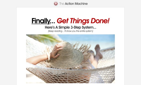 The Action Machine Review - Does it Really Work?