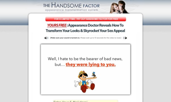 The Handsome Factor Review - Does it Really Work?