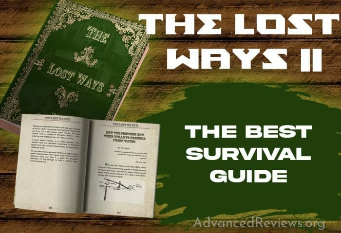 The Lost Ways II The Best Survival Guide