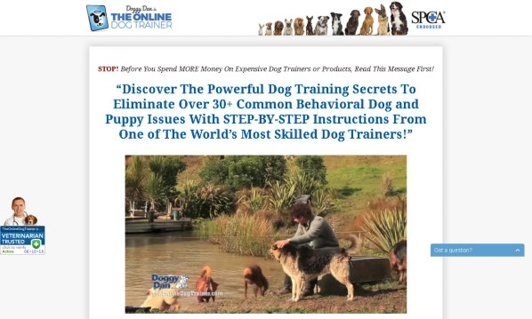 The Online Dog Trainer Review - It's Really Good?