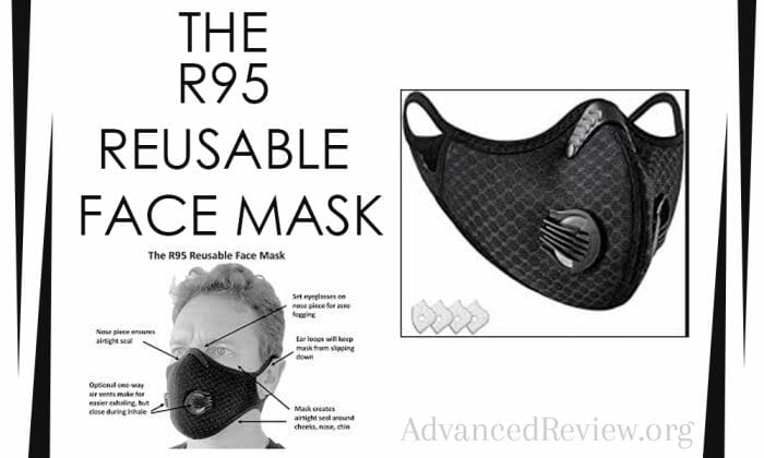 The R95 Reusable Face Mask Best Protection