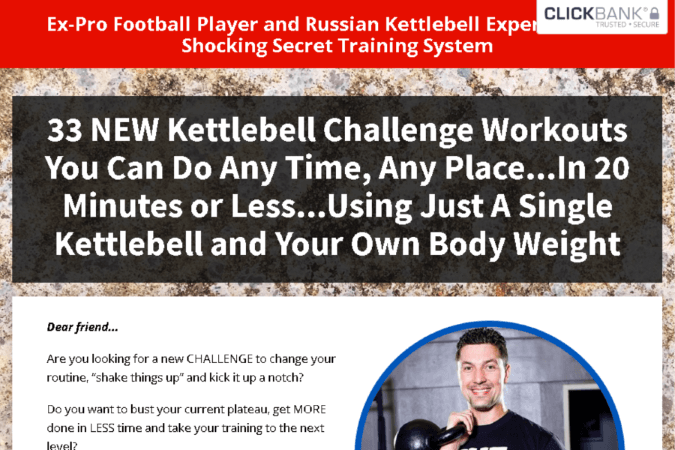 The Ultimate Kettlebell Challenge Workouts Site