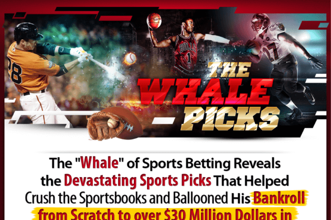 The Whale Picks Site