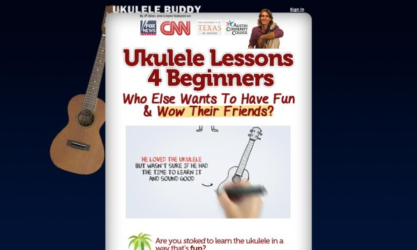 Ukulele Buddy Review - What are the Benefits?