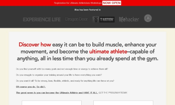 Ultimate Athleticism Review: What You Should Know Before Buying