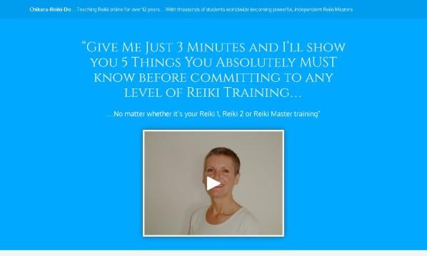Ultimate Online Reiki Package 1