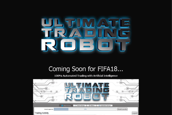 Ultimate Trading Robot Site