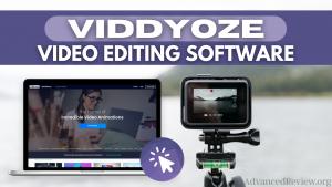 Viddyoze video editing software`
