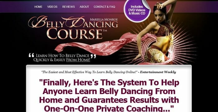 Belly Dancing Course Review: What you should know before buying