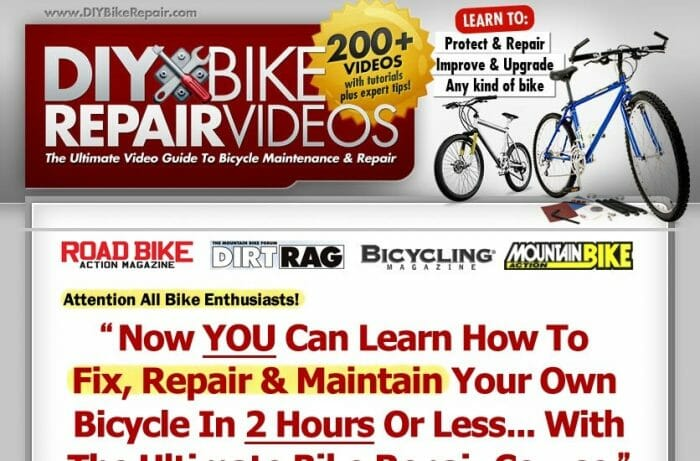 DIY Bike Repair Videos Review: What You Should Know Before Buying