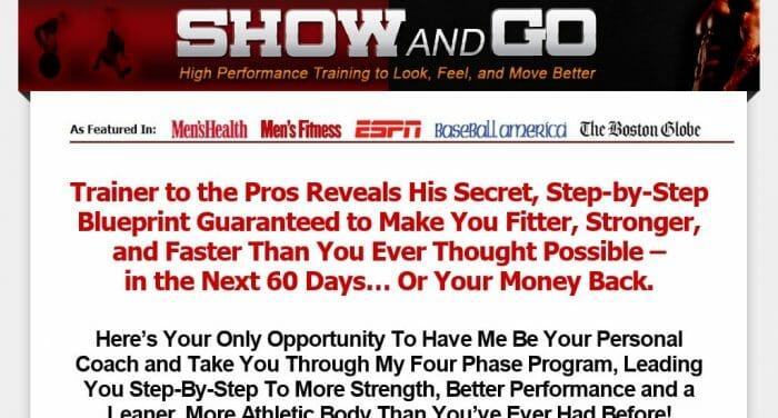 Show and Go Training Review