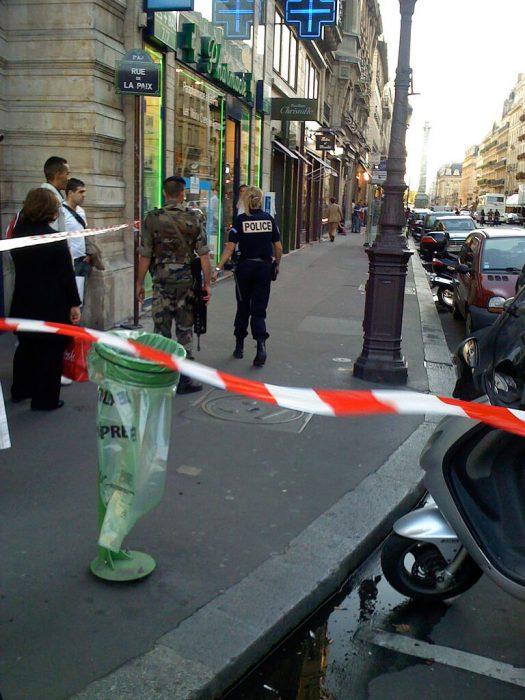 crime street