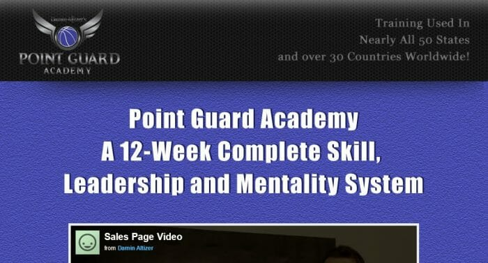 Point Guard Academy Review - It's Really Good?