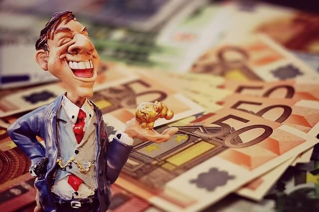 financial success photo