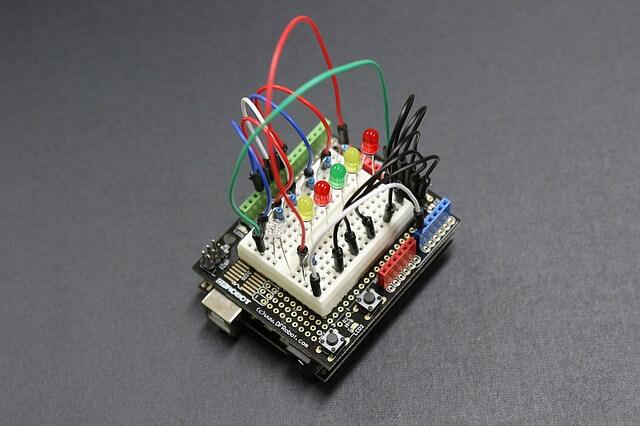 electronics photo