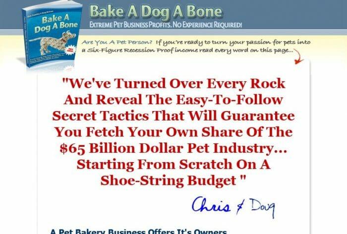 Bake A Dog A Bone Review