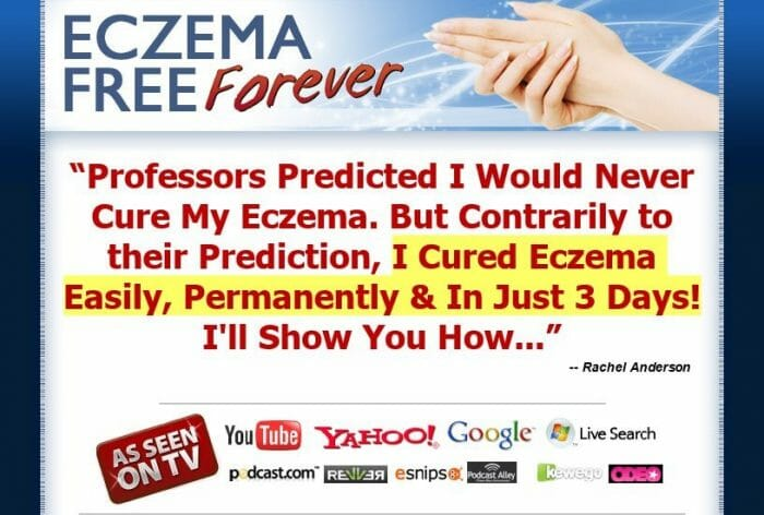 Eczema Free Forever Review - What are the benefits?