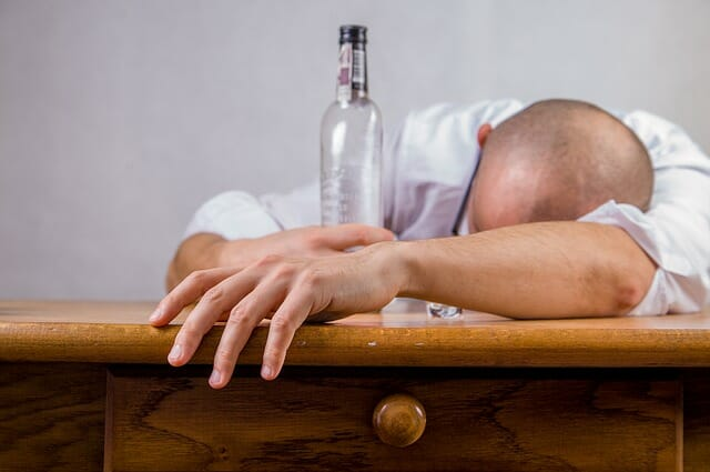 alcohol addiction photo