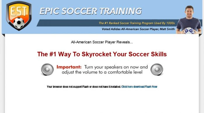 Epic Soccer Training Review: What is the Cons?