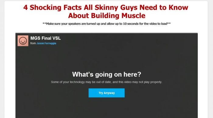 Muscle Gaining Secrets Review: What you should know before buying