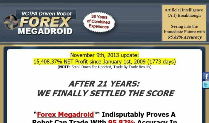 Forex MegaDroid Robot Review - It Is Effective?
