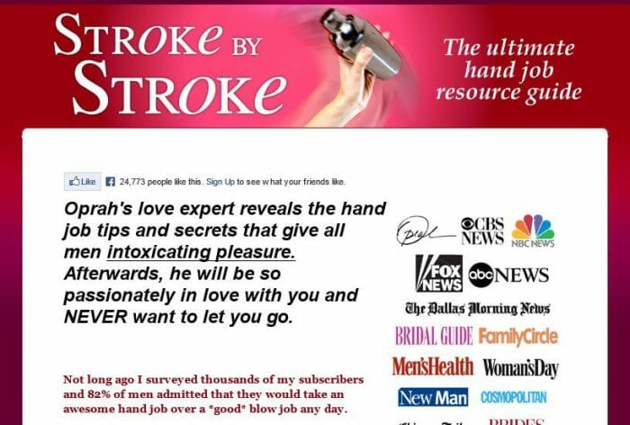 Stroke by Stroke Review