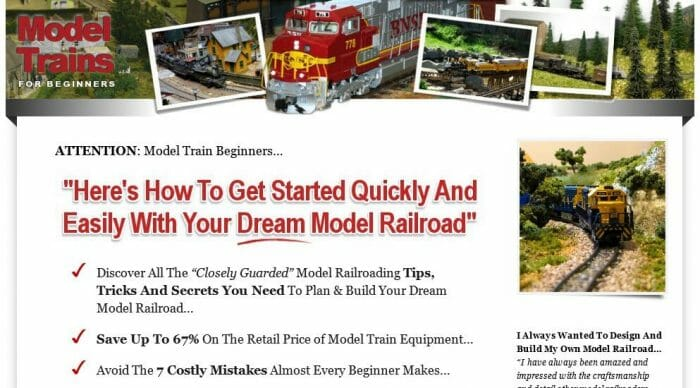 Model Trains For Beginners Review: What you should know before buying