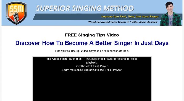 Superior Singing Method Review: What is the Cons?