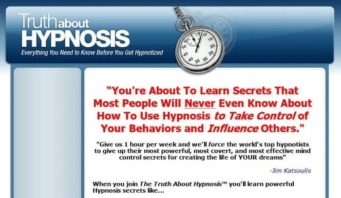 Truth About Hypnosis Review: The Truth Revealed!