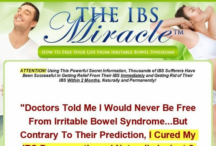The IBS Miracle Review: What you should know before buying