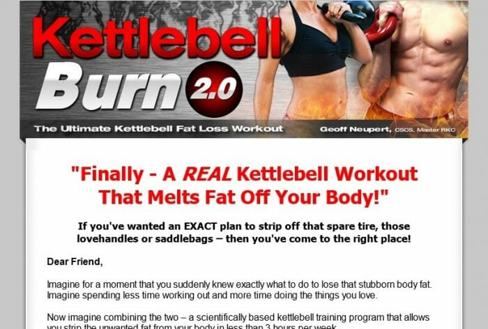 Kettlebell Burn Review: What is the Cons?