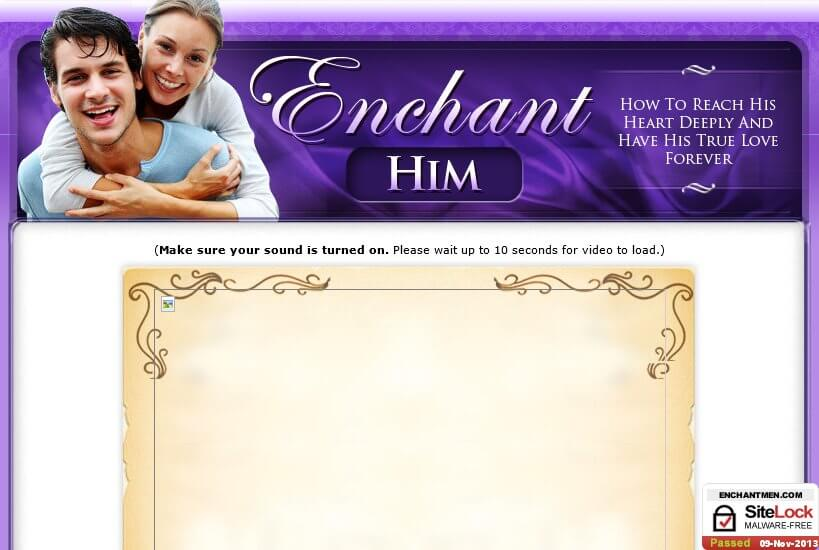 The Enchant Him System No Hype Review - Get the Facts!