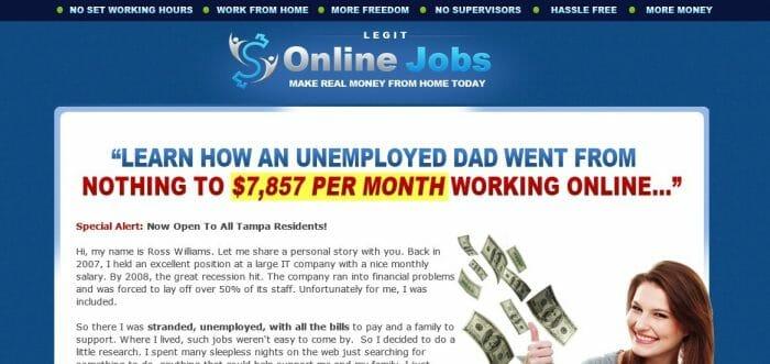 Legit Online Jobs Review