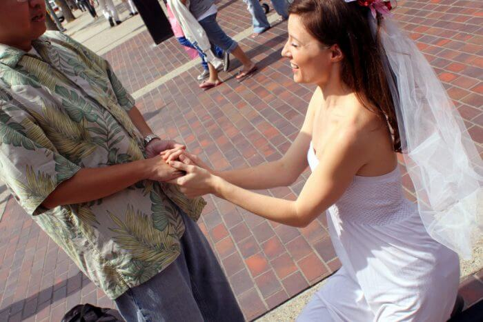 marriage propose