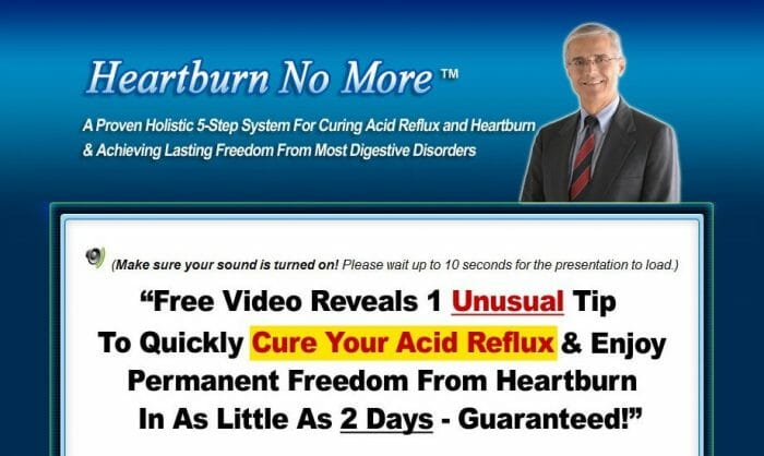 Heartburn No More Review: The Pros & Cons