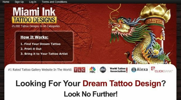 Miami Ink Tattoo Designs Review