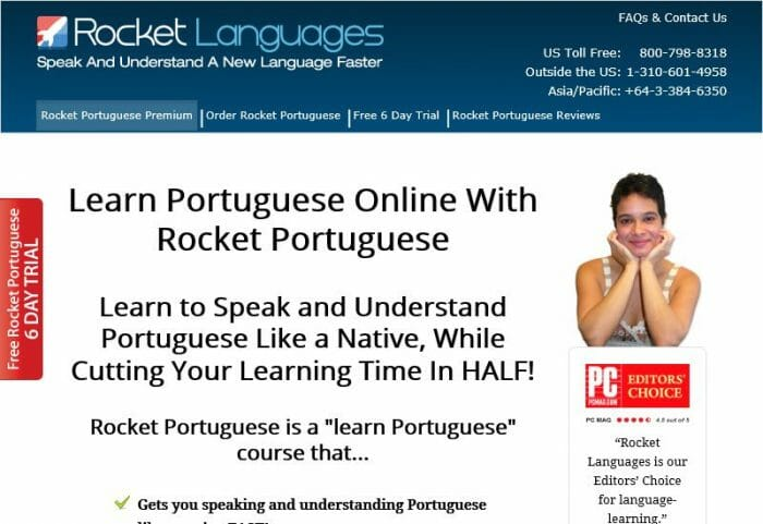 Rocket Portuguese Review: What is the Cons?