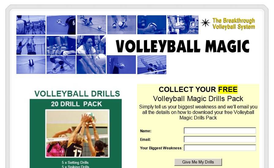 Volleyball Magic Review