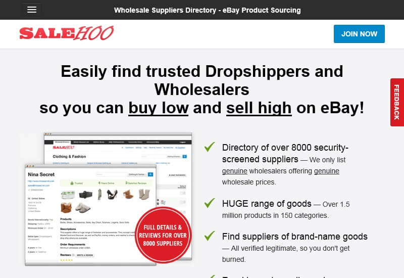 SaleHoo Review: Read Before Buying