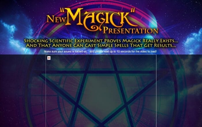 The Simple Spell Casting System E-kit No Hype Review