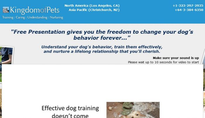 Secrets To Dog Training Review: The Truth Revealed!