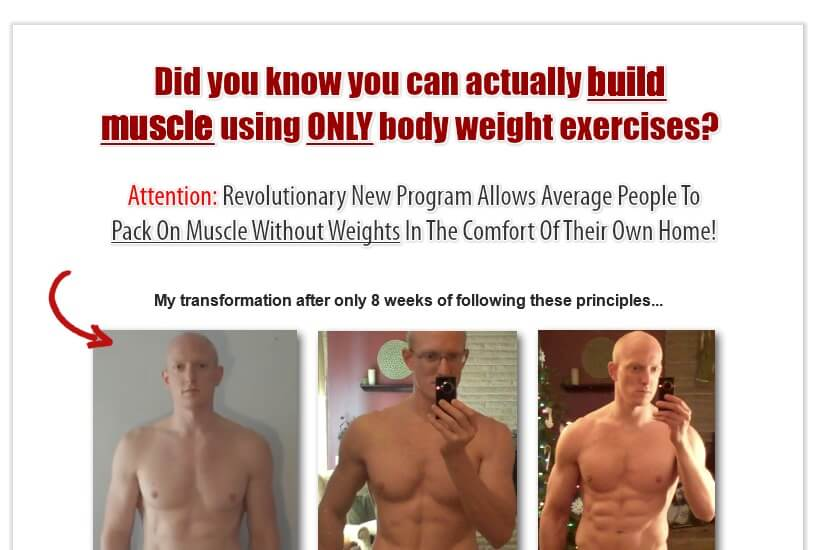 Bodyweight Overload Review: Read Before Buying
