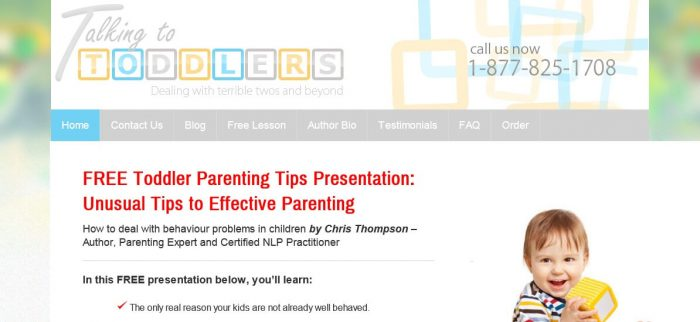 Talking to Toddlers Review - What are the Benefits?