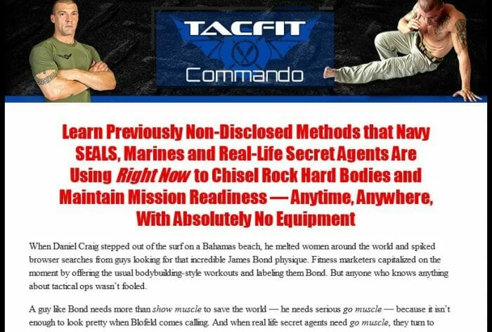 TACFIT Commando Review: What is the Cons?