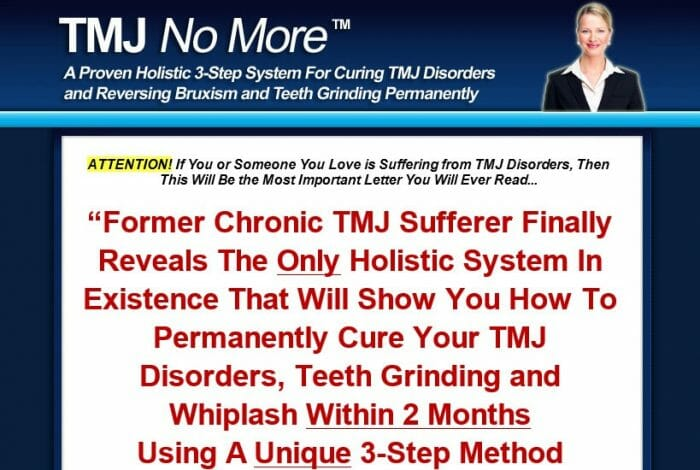 TMJ No More Honest Review