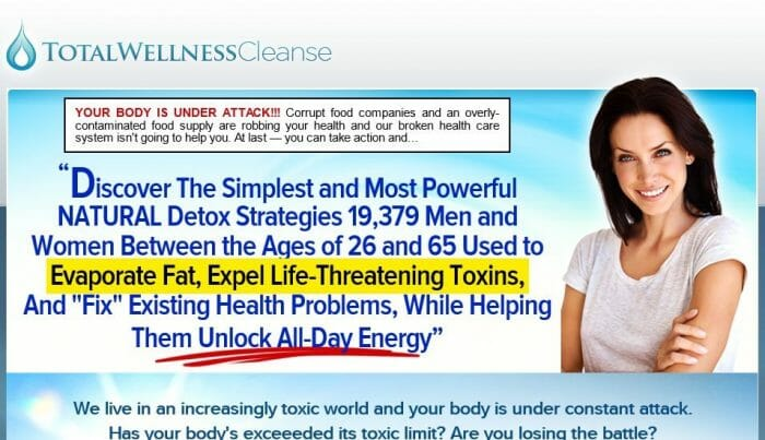 Total Wellness Cleanse Review: What is the Cons?
