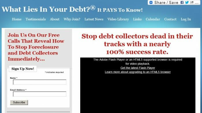 What Lies In Your Debt Review: What is the Cons?